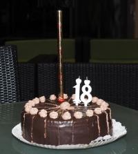 szülinapi torta 18 évesnek Naturisták Virtuális Klubja Egyesület szülinapi torta 18 évesnek